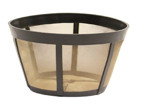 Bunn Coffee Maker Filter Overflows : GoldToneTM Permanent Reusable Basket Coffee Filter, Fits BUNN * Coffee Makers Coffee ...