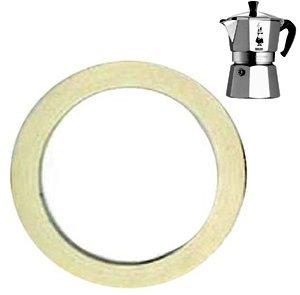 Stovetop Coffee Maker Gaskets : Bialetti 06951 replacement gasket for 6 cup coffee makers. Coffee & Espresso Machine Reviews